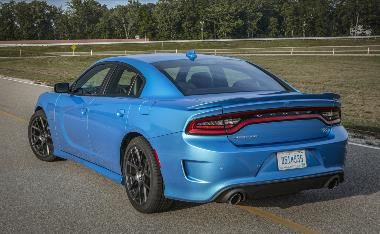 2019 Dodge Charger RT_Rear_Left