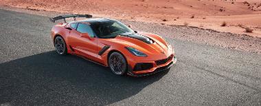 2019 Corvette ZR-1_Front_right_